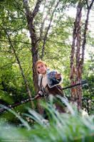 Dragon Age II: Anders by Houkakyou