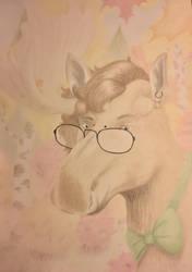 Self portrait by Kwilia