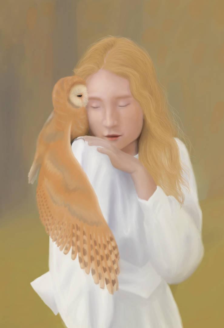 Owly by Kwilia