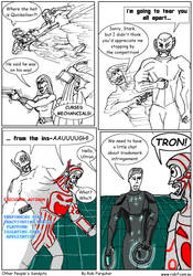 How Avengers: Age of Ultron Should End by ByRobF