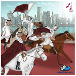 Qatar National Day 2 by iBa7r