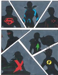 Shadows of Justice by slvrbullet13