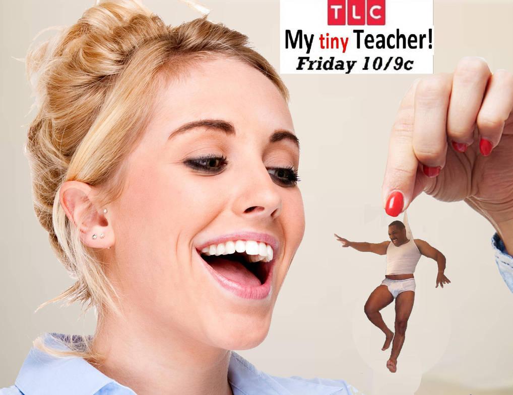 Tiny Teacher by twoinchtallman