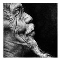 Old Man by Kariatyda