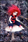 On top of My Mushroom by MiniVega