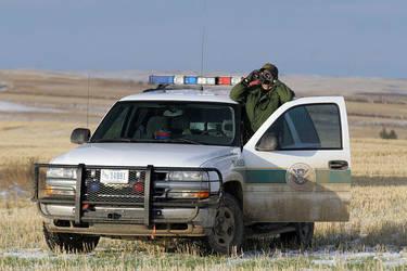 - U.S Border patrol by Chamelio2