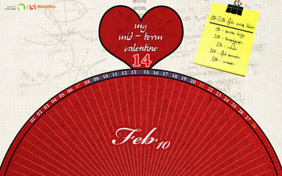 Mid Term Valentine by ritwik-mango