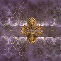 Golden Cross by Lion6255