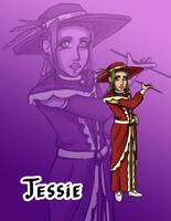 Chapter 2 Jessie by tRickityhouses
