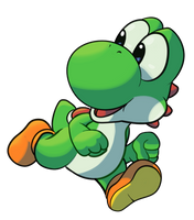 Day 1 Just Yoshi by Entin