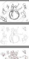 Sailor Moon Making of by Daikazoku63
