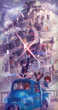 Kill La Kill Fanart by Daikazoku63