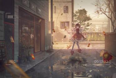 Cardcaptor Sakura Fanart by Daikazoku63