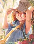 Platelet - Hataraku Saibou Fanart by Daikazoku63