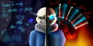 Undertale| Hey Kid by MercenaryBlood
