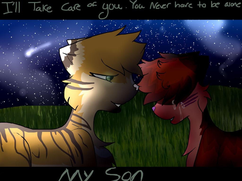 TSC| I'll take care of you by MercenaryBlood