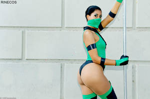 Jade cosplay by Rinecos