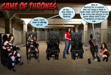 Game of Thrones by PsychoSJ-2