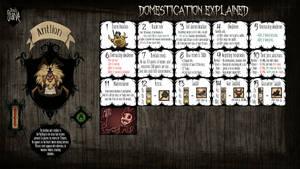 Don't Starve Calendar Guide - Domestic Explained by ElderWraith