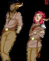 Leefz Guards by ShadowFleur