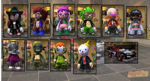 ModNation Creations Series 2 by JustinGreene