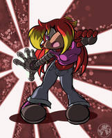 Commission - Knuckles6K by JustinGreene