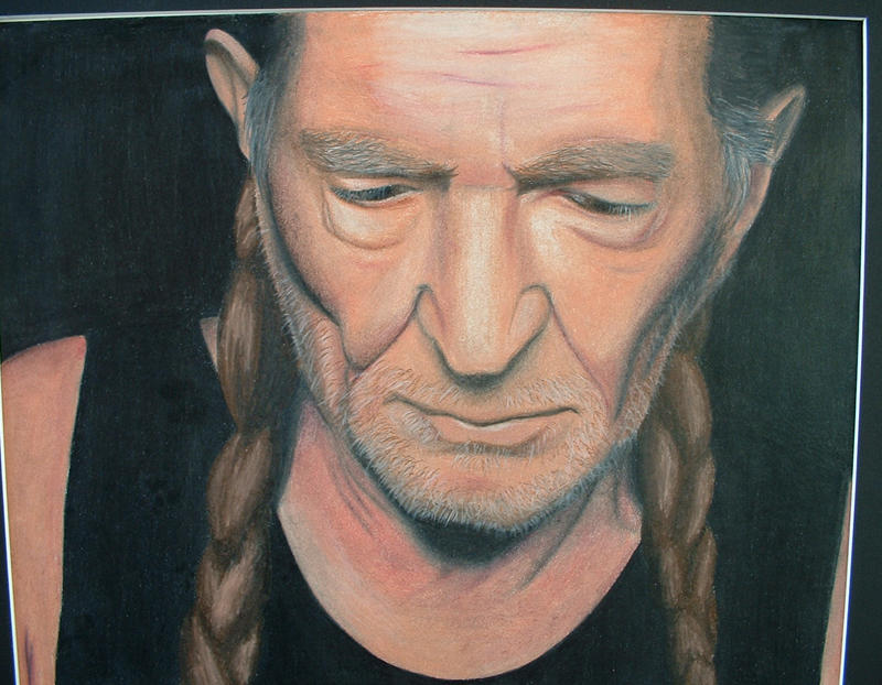 Modern Willie - Color Pencil by JustinGreene