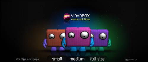 vidadbox flash website by eEl886