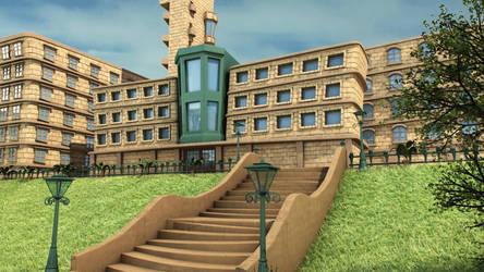 University 02 by eEl886