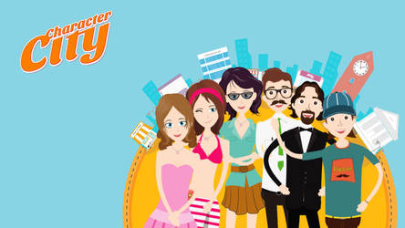 Character City Template on Videohive by eEl886