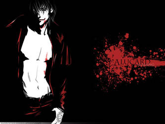 SEXY ALUCARD by DocOck-Wolf17