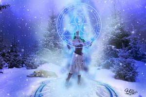 Winter Magick by ravinsilverlock