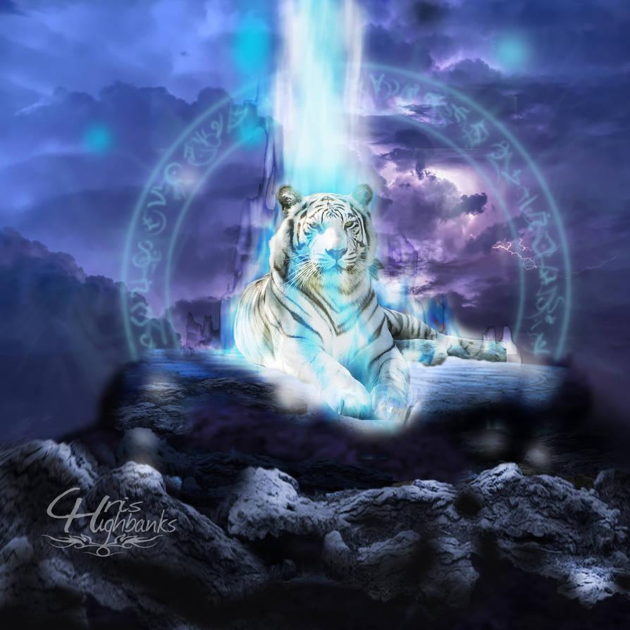 Tiger power summoning by ravinsilverlock
