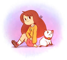 Bee And PuppyCat by SnookieVonPink123