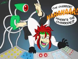 Machine Rebellion by DevilishDiversions