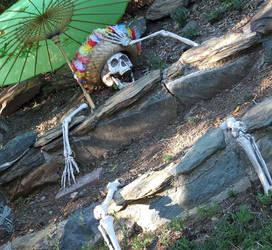 Summer Skeleton by TwilightKiss