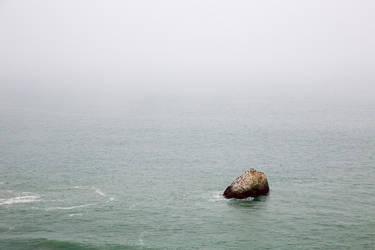 the peaceful sea by raido-ehwaz