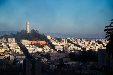 telegraph hill by raido-ehwaz