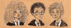 Gryffindor! by Melmolly