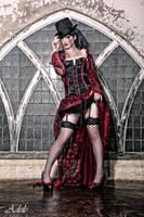 Gothic fashion by AdeleM