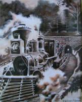 Train by ViniciusFG