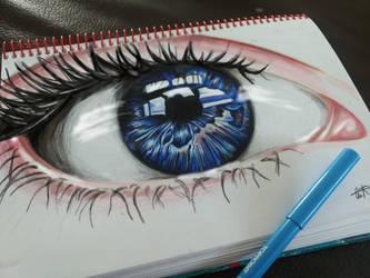 *eye* by ViviCastle