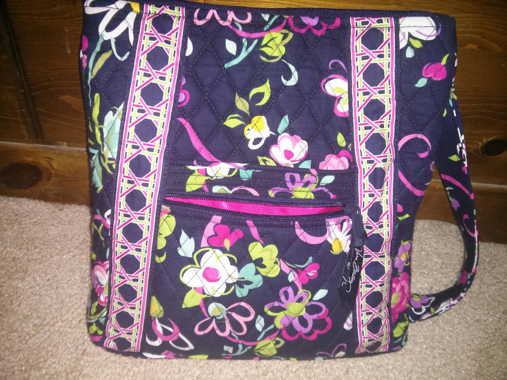 74820bb950b3 My New Vera Bradley Purse! by helpersoul123 on DeviantArt