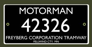 Freyberg Corporation Tramway by SuperTrainStationH