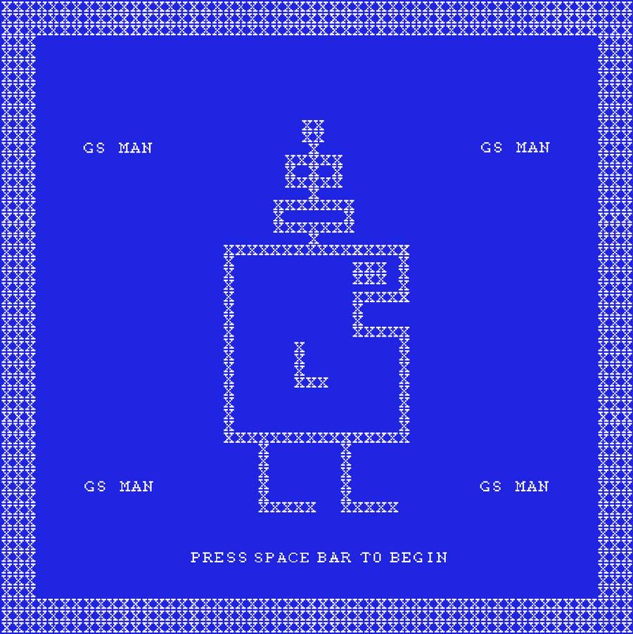 GS Man by SuperTrainStationH