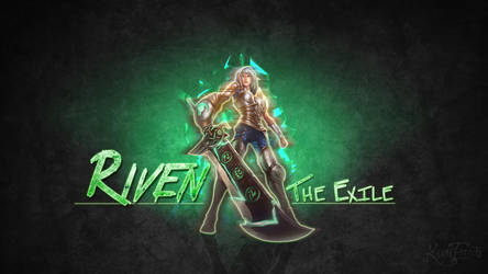 Riven Wallpaper by Furydeath2