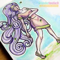 Violet by Wundertastisch