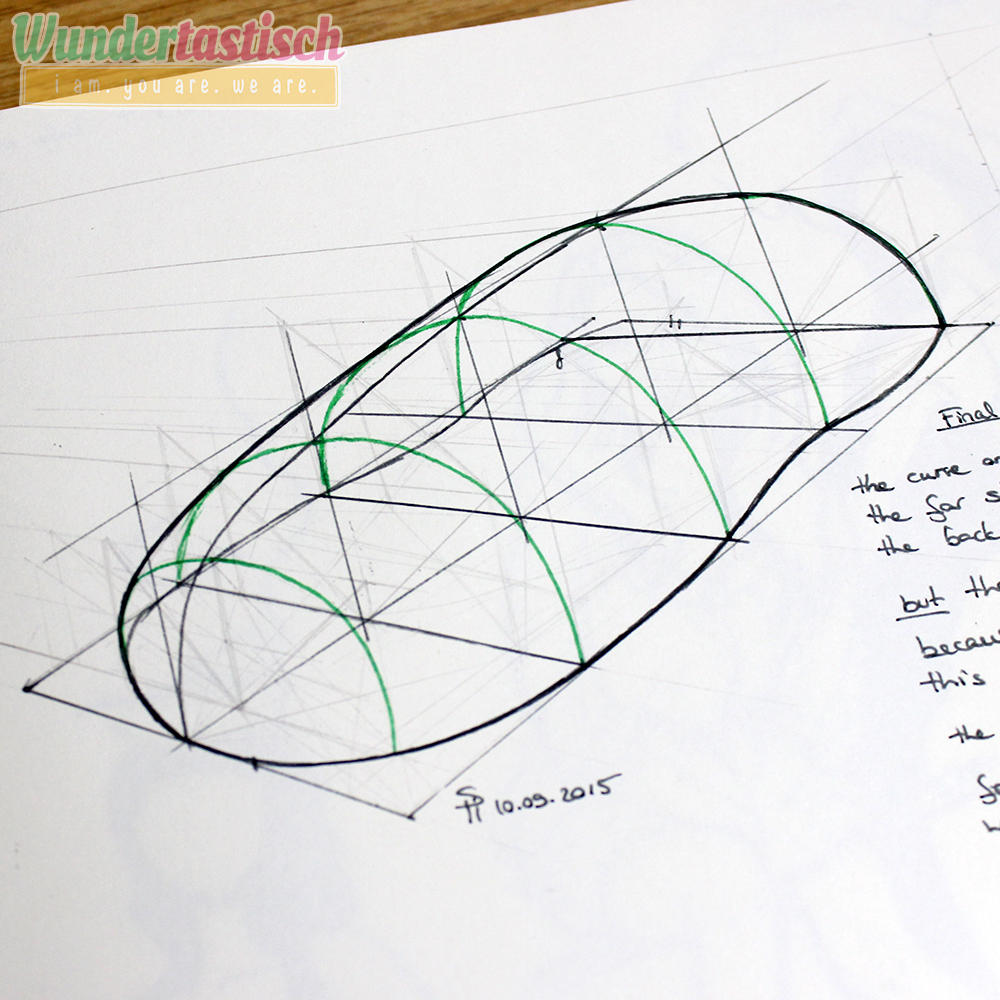 Scott Robertson 'How To Draw' Exercises No. 2 by Wundertastisch