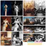 Noah's Art Camp 01 - Week 01 - Masterstudies by Wundertastisch