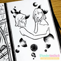 Self-Respect (w.i.p. #2) by Wundertastisch